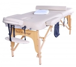 BestMassage Premium All Inclusive Complete Portable Cream Massage Table Package