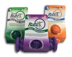 Due North Foot Rubz Massage Ultimate Combo Pack, 0.85 Pound