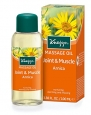 Kneipp Arnica Warming Massage Oil