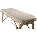 Mt Massage Disposable Fitted Table Cover(Pack of 10) for Massage Table