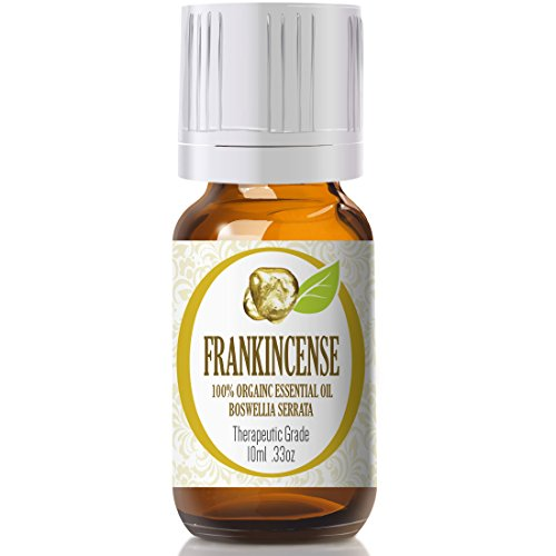 Does frankincense smell good